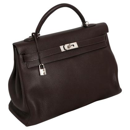 """Hermès """"Kelly Bag 40 Togo leather"""""""