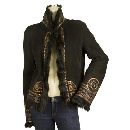 Roberto Cavalli Sheepskin jacket