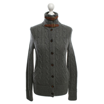 Ralph Lauren Knit cardigan in grey