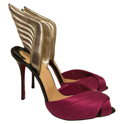 Christian Louboutin Sandals in bicolour