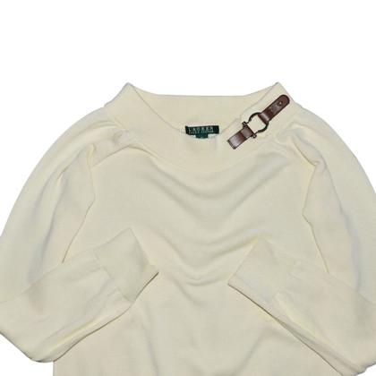 Ralph Lauren Beige katoenen trui
