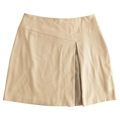 Kenzo Mini-jupe à plis détail