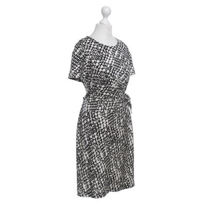 Diane von Furstenberg Kleden in zwart / White