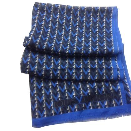 Louis Vuitton Stole gemaakt van katoen / linnen