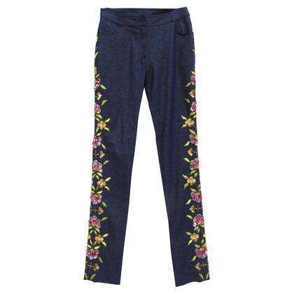Christian Dior Jeans with embroidery