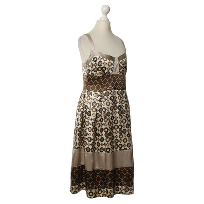 Sport Max Silk dress with print