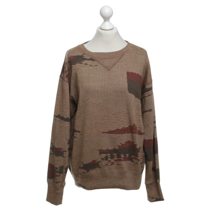 Isabel Marant Etoile Sweatshirt im Batik-Optik