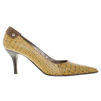 JOOP! pumps in crocodile look