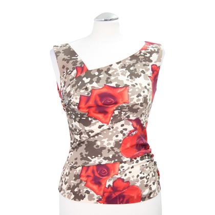 Karen Millen Top with pattern