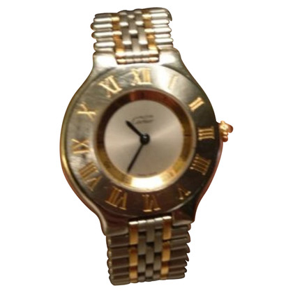 "Cartier Klok ""Must 21"""