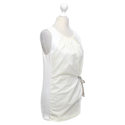 Brunello Cucinelli Top in Cream