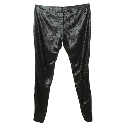 Guido Maria Kretschmer trousers from sequins