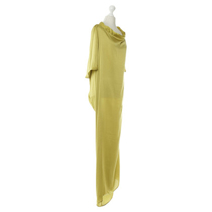 Gaspard Yurkievich Maxi dress in verde
