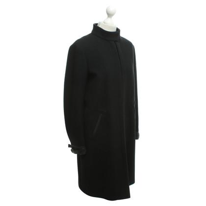 Prada Coat in black