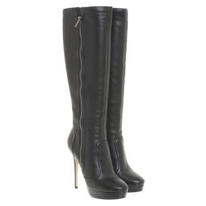 Jimmy Choo Boots in black