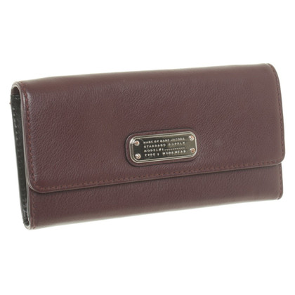 Marc by Marc Jacobs Wallet in the Bordeaux