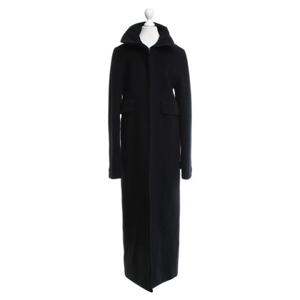 Costume National Cappotto in nero