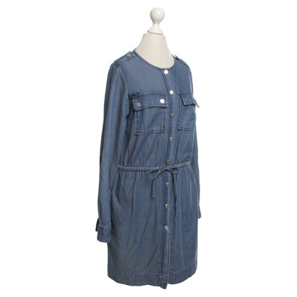 Michael Kors Denim shirt-shirt dress