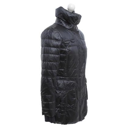 Peuterey Down jacket in dark blue