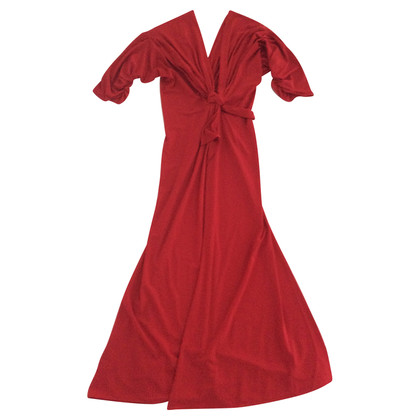 Alberta Ferretti Red dress