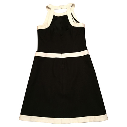 Moschino Cheap and Chic Dress in Black / White