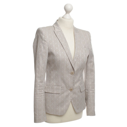 Drykorn Blazer with Web pattern