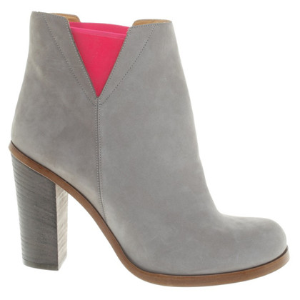 Maison Martin Margiela Suede ankle boots