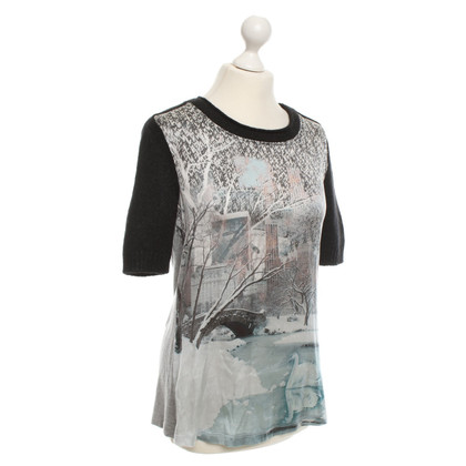 Marc Cain T-Shirt with motive print