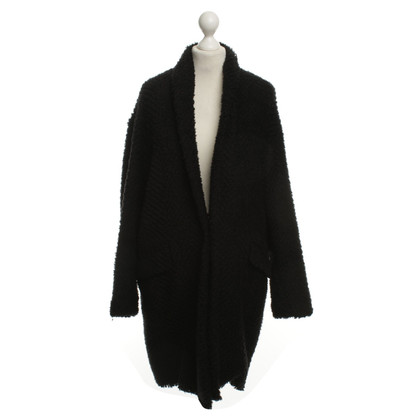Isabel Marant Coat in Black