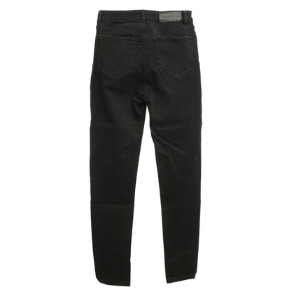 The Kooples Schlichte Jeans in Anthrazit