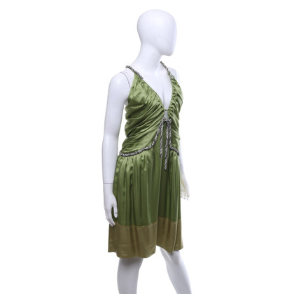 Chloé Dress in green