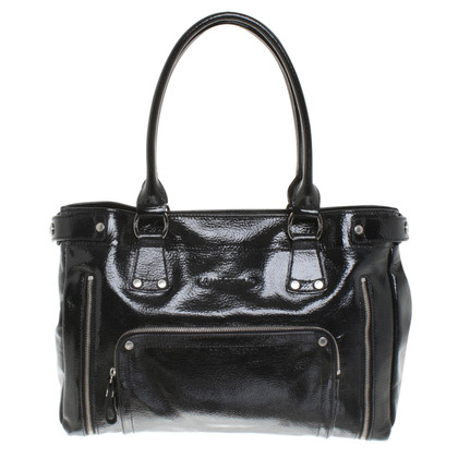 Longchamp Shopper in black