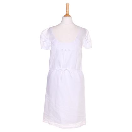 Comptoir des Cotonniers Jurk in het wit