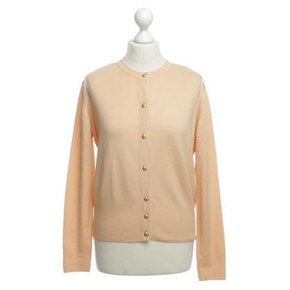 Escada Cardigan in apricot