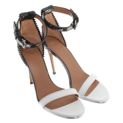 Givenchy Sandals in black and white