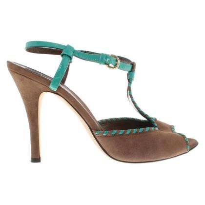 Bally Suède sandalen