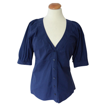 Moschino Love Blue summer Holder blouse