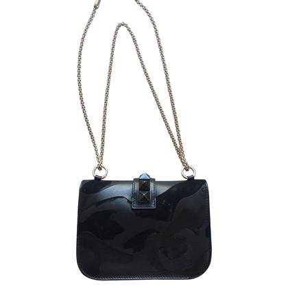 "Valentino ""Bag Small Rockstud Lock"""