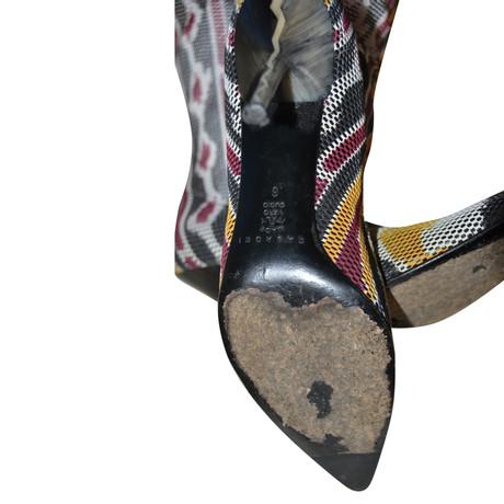 Outletstore Billige Bilder Casadei Stiefel Bunt Muster Angebote