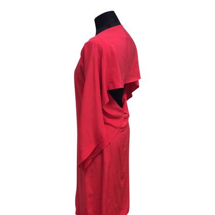 Maison Martin Margiela Vestito rosso