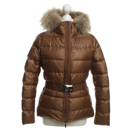 Moncler Piumino in Brown