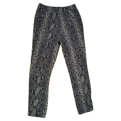 Boss Orange trousers with snake print
