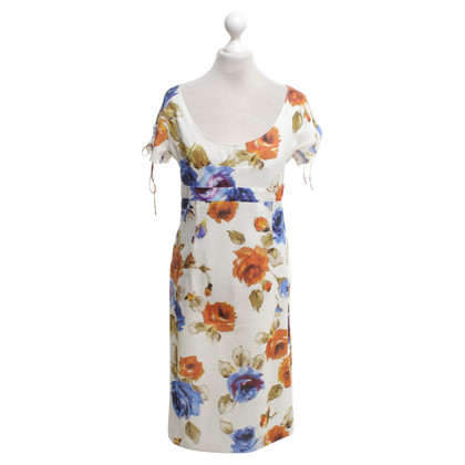 D&G Dress with flower pattern