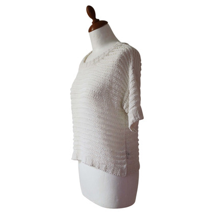 Max & Co  off-white knit jumper
