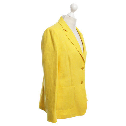 Max Mara Blazer in giallo