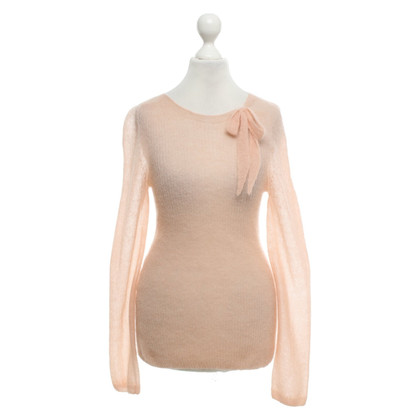 Marc Cain Pullover in Apricot