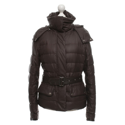 Belstaff Down jacket in grey-brown