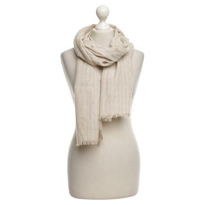 Moschino Beige woolen cloth