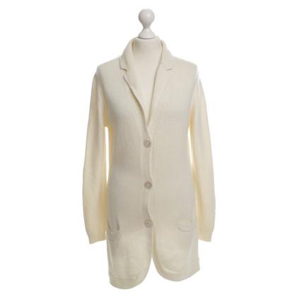 Iris von Arnim Cardigan in cashmere in crema