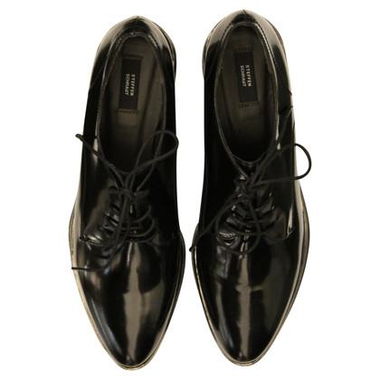 Steffen Schraut Lace Platform Shoe